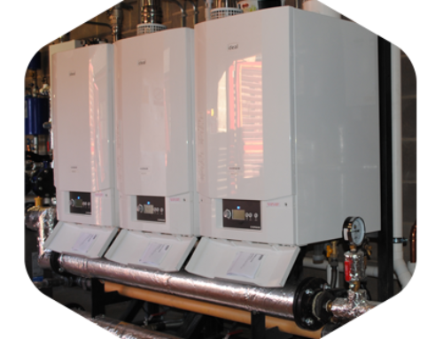 Your Award-Winning Commercial Boiler Choice